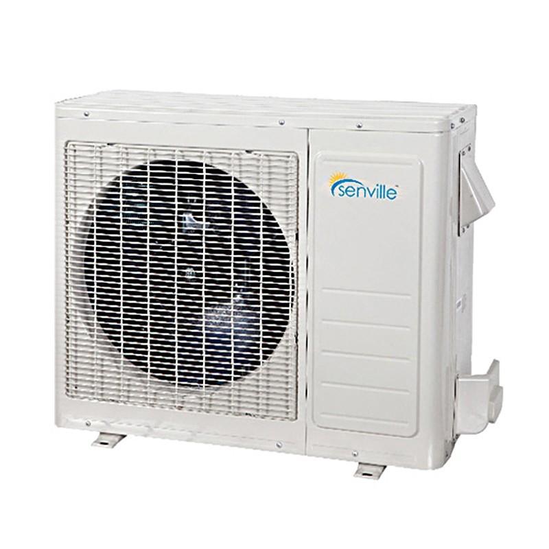 24000 btu air con ductless mini split air conditioner heat for Ground air conditioner